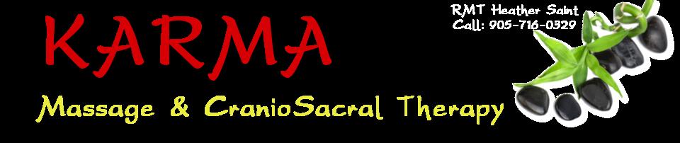 Craniosacral Therapy :: Karma Massage Therapy